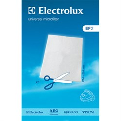 Универсальный моторный фильтр Electrolux EF1 - фото 5262