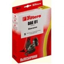 Мешки-пылесборники Filtero DAE 01 Standard, 5 шт, бумажные - фото 5332