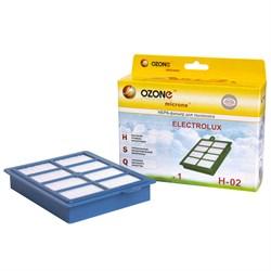 НЕРА-фильтр для пылесоса OZONE microne H-02 - фото 5462