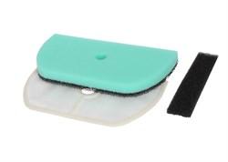 Набор фильтров OZONE microne H-27 для пылесосов LG серий: Ellipse Cyclone - фото 5594
