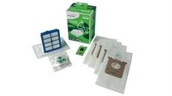 Electrolux GSK1 Starter Kit s-bag e212 4шт, hepa efh13w - набор расходников - фото 5979