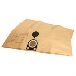 Комплект оригинальных бумажных пылесборников для пылесосов METABO  ASА 32 L, ASА 1202 -  5 шт. - фото 6202