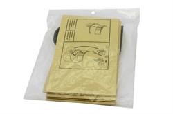 Комплект оригинальных бумажных пылесборников для пылесосов Интерскол ПУ-20/1000 - фото 6284