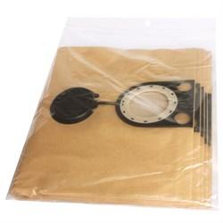 Комплект оригинальных бумажных пылесборников для пылесосов Интерскол ПУ-32/1200 - фото 6292