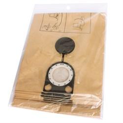 Комплект оригинальных бумажных пылесборников для пылесосов Интерскол ПУ-45/1400 - фото 6300