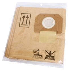 Комплект оригинальных бумажных пылесборников для пылесосов PROTOOL VCP 450 E-L, VCP 450 E-M - фото 6316
