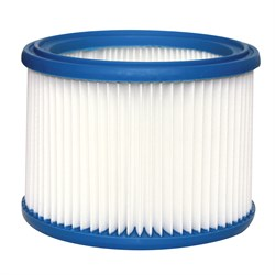 Фильтр складчатый из полиэстера Euro Clean BGSM-15 для пылесоса   Bosch  GAS 15L, GAS 20 L , GAS 1200L - фото 6474