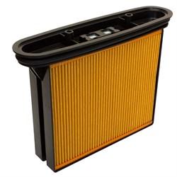 Фильтр складчатый из целлюлозы Euroclean BGPM-25 для пылесоса  Bosch GAS25 - фото 6477