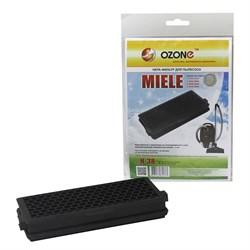 OZONE microne H-38 Фильтр с гранулами из активированного угля для пылесоса Miele тип SF-HA50  - фото 6574