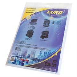 EURO Clean EUR-501 мешок-пылесборник многократного использования для промышленных и строительных пылесосов  KARCHER, Hilti, Flex - фото 6763