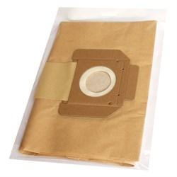 AIR Paper P-201/5 бумажный мешок-пылесборник для профессиональных пылесосов 5 шт. для Bosch GAS15, GAS20, GAS1200 - фото 6796