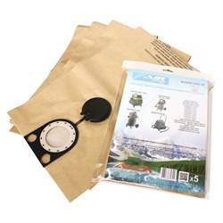 Пылесборник бумажный многослойный Ozone AIR Paper Original P-318/5 - фото 7217