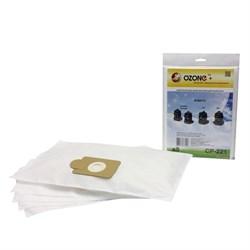 Пылесборник OZONE clean pro CP-221 5 шт для профессиональных пылесосов NUMATIC - фото 7520