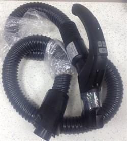 Samsung DJ97-00816W Шланг гофрированный в сборе с креплением к пылесосу и ручкой для SC21F60 - фото 9609
