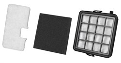 Набор фильтров Zanussi ZF123B для пылесосов Cyclon Classic zan1900, zan1910, zan1920, zan1930, zan1940 - фото 9668