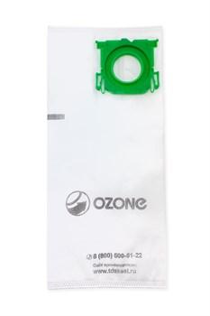 Пылесборники синтетические OZONE microne M-56 (8 шт.) для пылесосов BORK  V701 - фото 9919