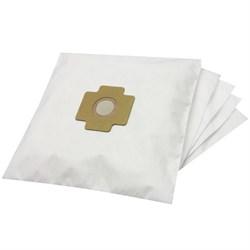 Пылесборники синтетические OZONE microne M-37 (5 шт.) для пылесосов  Zelmer Admiral - фото 9985