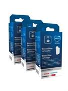 Набор фильтров 3шт для воды BRITA 17000706 для кофемашин Bosch, Siemens