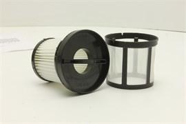 HEPA фильтр Zelmer 00794044/6012010105 в сборе для Solaris Twix, Clarris, Galaxy