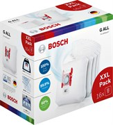 "Мешки-пылесборники Bosch 17002095 PowerProtect, тип ""G-ALL"", 16 шт"