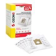 Набор пылесборников из микроволокна Ozone XXL-05 12шт для Bosch тип G