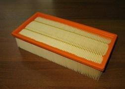 Kentek AP3003 Плоский складчатый фильтр для пылесосов Karcher 6.904-156