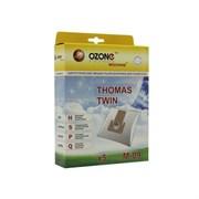 Синтетические мешки-пылесборники Ozone M-09 для пылесосов THOMAS