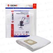 Синтетические мешки-пылесборники Ozone MXT-203/5 для пылесосов Bosch Advanced Vac20