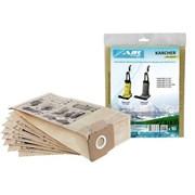 Бумажные многослойные пылесборники Ozone PK-162/5