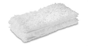 Karcher 2.863-020 набор салфеток к насадке для пола COMFORT PLUS, 2 ШТ