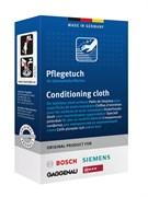 Bosch 00311944 Салфетки для ухода за поверхностями из нержавеющей стали, 5 шт.