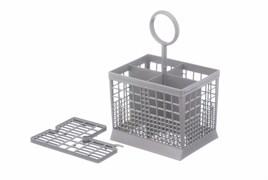 Корзина для столовых приборов, 4 секции, с ручкой и крышкой Bosch 00093986