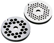 Формовочные диски для мясорубки Bosch 00573026, 3 + 6 мм, для MUM4.., MUM5.., MFW15..