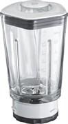 Стеклянный стакан блендера, в сборе, без ножа, 0.6л Bosch 12012848 для MMBM7..