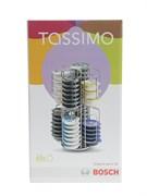 Подставка для Т-дисков TASSIMO (до 64 дисков), 8x8, с 2 секциями для больших Т-дисков Bosch 00576790