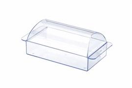 Bosch 00612536 Маслёнка для холодильника, прозрачная/голубая