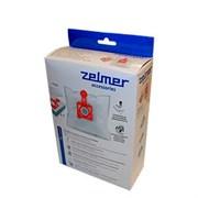 Пылесборники ZELMER ZVCA300B / А494220.00/ 12006468, 4шт + выпускной фильтр