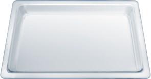 Bosch 17000305 HEZ636000 Стеклянный противень, глубина 25мм
