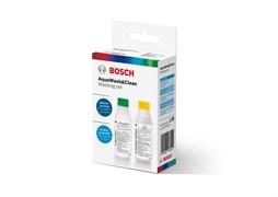 Набор средств AquaWash&Clean шампунь G500 + пеногаситель G478 D для моющих пылесосов Bosch 00312086