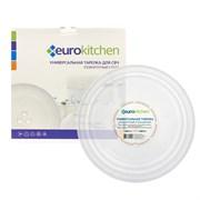 Тарелка Eurokitchen для СВЧ-печи, тип вращения крестовина, 360 мм N-05