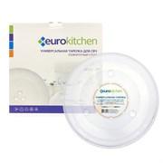 Тарелка Eurokitchen N-11 для СВЧ-печи, тип вращения коуплер, 285 мм