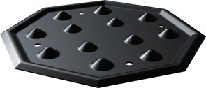 Bosch 00648786 Подставка на конфорку для равномерного распределения тепла Simmer Plate