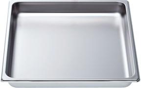 Bosch 00664950 Неперфорированный противень формата 2/3