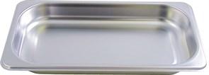 """Bosch 00577552 Неперфорированный лоток из нерж.стали, размер """"S"""", 325 x 176 x 40 мм"""