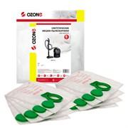 Пылесборники синтетические OZONE M-63 (8 шт.) для пылесосов BORK  V7D2