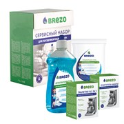 BREZO 87837 Сервисный набор для посудомоечной машины
