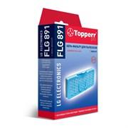 Набор фильтров Topperr FLG891 для пылесосов LG