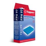 Губчатый фильтр Topperr FPH 97 для пылесосов Philips