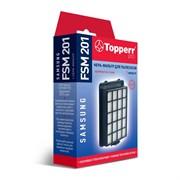 НЕРА-фильтр Topperr 1148 FSM201 для пылесоса Samsung серии SC21F50, SC15H40..