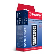 Hepa фильтр Topperr FZL1 для пылесосов ZELMER Aquawelt